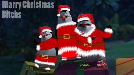 Happy Christmas Bitchs by SkippinaMariaJJNove