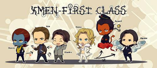 XFC :: First class by Cartooom-TV