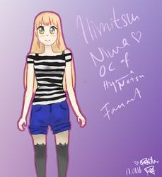 Himitsu Niwa Fanart by MikeyMilla