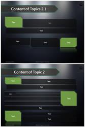 MS Powerpoint Presentation Slide Design 2 by OsmosisChing