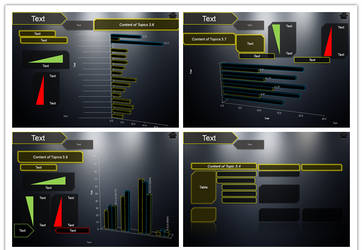 MS Powerpoint Presentation Slide Design 5 by OsmosisChing