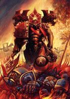 Warhammer fan art 3 by AlexBoca