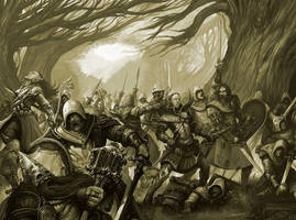 Battle by AlexBoca