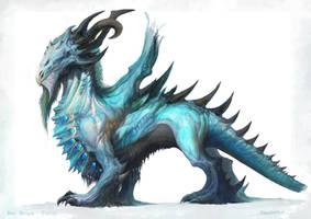Dragon by AlexBoca
