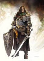 Warrior by AlexBoca