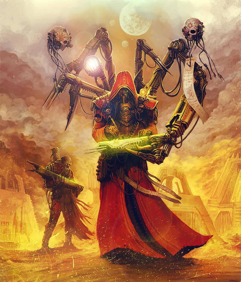 Warhammer 40k by AlexBoca