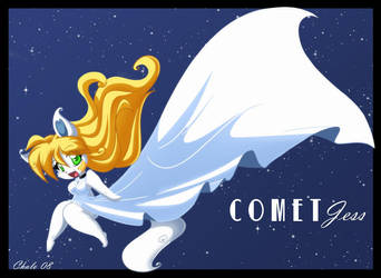 Comet Jess by ChaloDillo