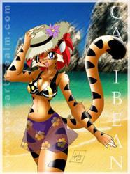 Caribean Tina by ChaloDillo