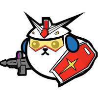 Mameshiba Gundam Cosplay by erikushin