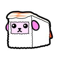 Mameshiba Sushi Cosplay by erikushin