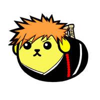 Mameshiba Ichigo Cosplay by erikushin