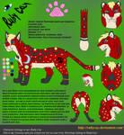 Ruby Leopard by xRubyCayx