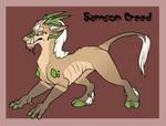 .::Samson Creed::. by xRubyCayx