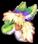 Gift: Kawiku by xRubyCayx