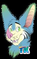 badge TK by xRubyCayx