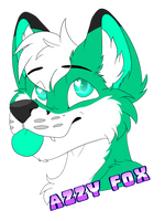 Azzy Fox by xRubyCayx