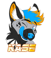 Badge Kase by xRubyCayx