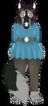 Silver Lady by xRubyCayx