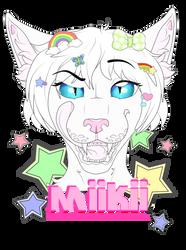 YCH: Miikii by xRubyCayx