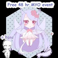 [CLOSED] FREE 48 hr Kazetori MYO event! by RoseSense