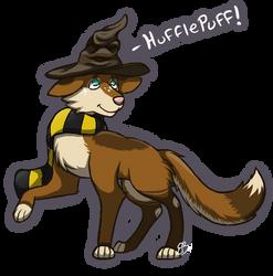 Trade: Hufflepuff! by WolfSoldier89