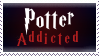Potter addicted STAMP by lonewined