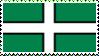 Flag of Devon STAMP by lonewined