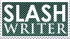 Slash writer STAMP by lonewined