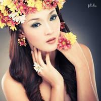 color of lady by felixheru