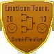 Emoticon Tournament Semi-Finalist Badge by IceXDragon