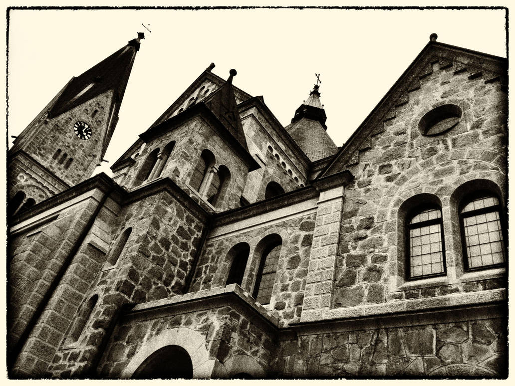 Mansion of Madness by bembulak