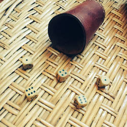 Dice - D6 - Gambling by bembulak