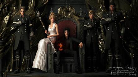 Royality by NightysWolf