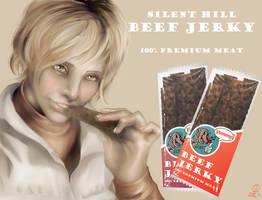 SH3 beef jerky by Jinxy42
