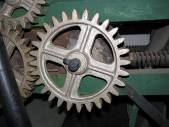 Gear by 333half-evil-stock