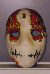 The Mask of Jack of Blades by foreveralostcause