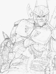 Sector Beefcake -Decepticon- by Heatherbeast