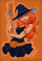 WITCH by pungang