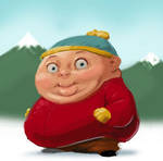 Cartman by pungang