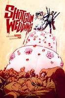 Shotgun Wedding cover for ECCC by pungang