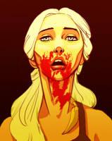 Daenerys Targaryen by pungang