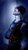 Daredevil injured by pungang