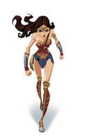 Wonder Woman by pungang