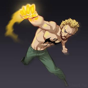Iron Fist by pungang