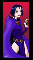 Raven by pungang