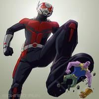 Ant-Man by pungang