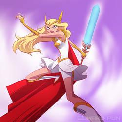 She-Ra by pungang