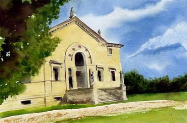 Villa Pojana by iribilla