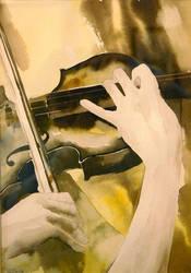 Mani di violino by iribilla
