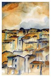 Borgo by iribilla